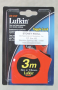 Lufkin 3 Meter Locking Pocket Tape