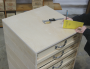 Solid Laminated Wood Top